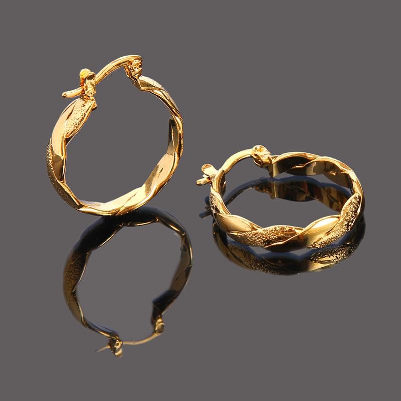 Bangrui Νυφικά Ανδρικά Κοσμήματα Κίτρινο - Κοσμήματα μόδας - Φωτογραφία 2