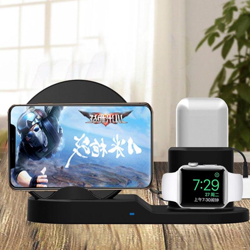para Apple Relógio Sem Fio Estação De