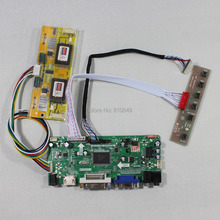 Details about  HDMI+VGA+DVI+Audio Controller board for 12.1inch A121EW02 V0 1280*800 Lcd panel