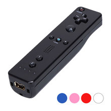 5 Colors Wireless Gamepad Joystick For Nintendo Wii Game Remote Controller Joystick Game Pads Control Nunchuck Game Accessorie цена