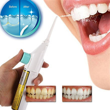 1PCS Oral Irrigator Dental Power Floss Flosser Cordless Water Jet Pick Teeth Cleaning Machine Oral Tooth Mouth Denture Cleaner цена и фото