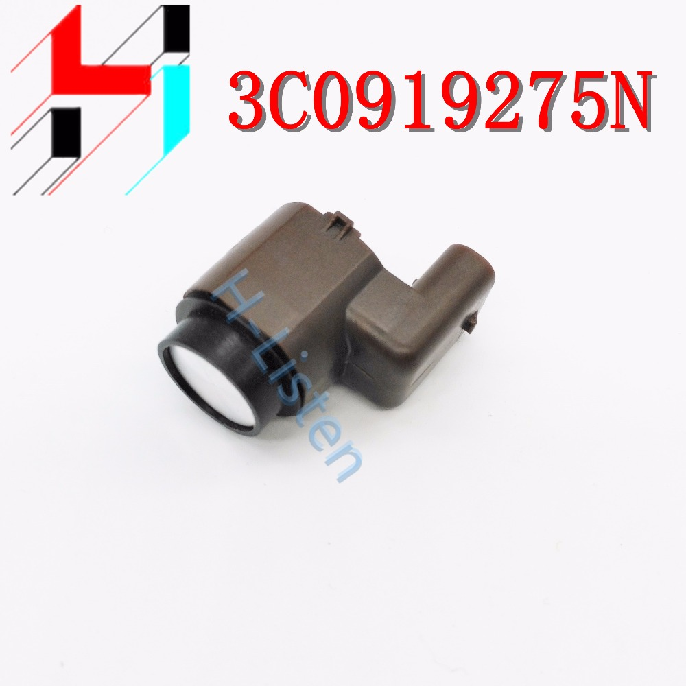 (4pcs) OEM 3C0 919 275 N 3C0919275B 3C0919275N Parking Sensor For V W Passat B6 Golf 5 Jetta Touran