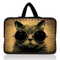 Cute Cat 15 Laptop Bag Neoprene Notebook Protector Case Cover For 15 4 Macbook Pro For