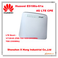 unlocked Huawei E5186 E5186s-61a (antenna)  Cat6 300Mbps LTE wifi router 4G FDD 700/1800/2600MHz TDD 2300MHz cpe wireless router