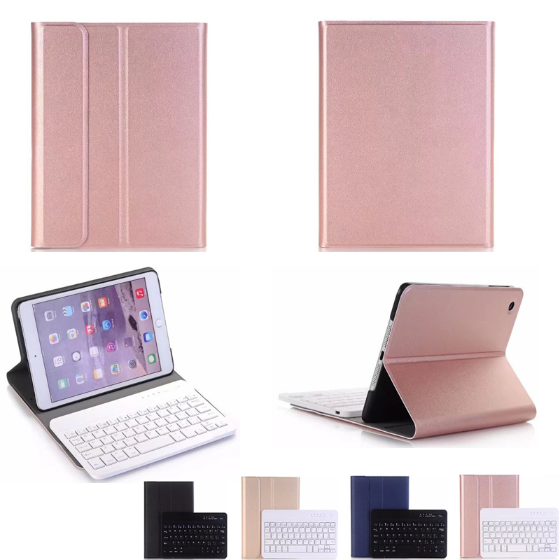 For ipad mini 2 New 2018 High-Quality Ultra thin Detachable Wireless Bluetooth Keyboard Case Cover For Apple iPad Mini 1 2 3 new 3u ultra short computer case 380mm large panel big power supply ultra short 3u computer case server computer case