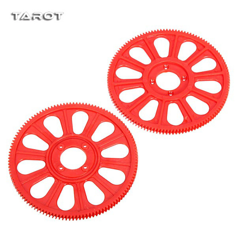 Tarot 450 121T Slant Thread Main Drive Gear TL45156-01 TL45156-02 For RC Helicopter Parts