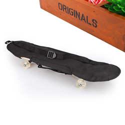Черный скейтборд сумка для переноски 4 колеса скейтборда сумка скейтборд двойной рокер рюкзак черный сумка для переноски Чехол для