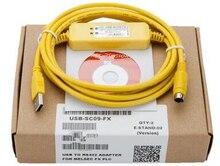 USB SC09 FX PLC プログラミングケーブル SC 09 SC09 FX FX1N/FX2N/FX1S/FX3U PLC プログラミングケーブル