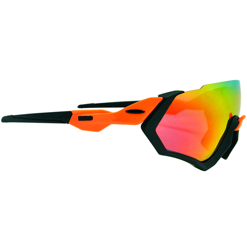 New Brand 3 Lens Bike Bicycle Sport Sun glasses Gafas ciclismo Cycling Eyewear Goggles Cycling Sunglasses Men Cycling glasses