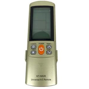 Image 2 - Novo controle remoto universal KT N828 2000in1 do condicionador de ar
