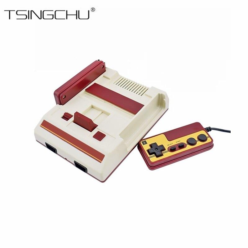 Tsingo ретро мини Семья Развлечения ТВ игровой консоли встроенный 500 не повторять игры AV Выход ТВ игры подарок для детей