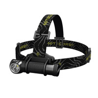 Nitecore HC30 Led Headlamp CREE XM L2 U2 1000 Lumens Full Metal Uniboy Wide beam Optics Head Lamp