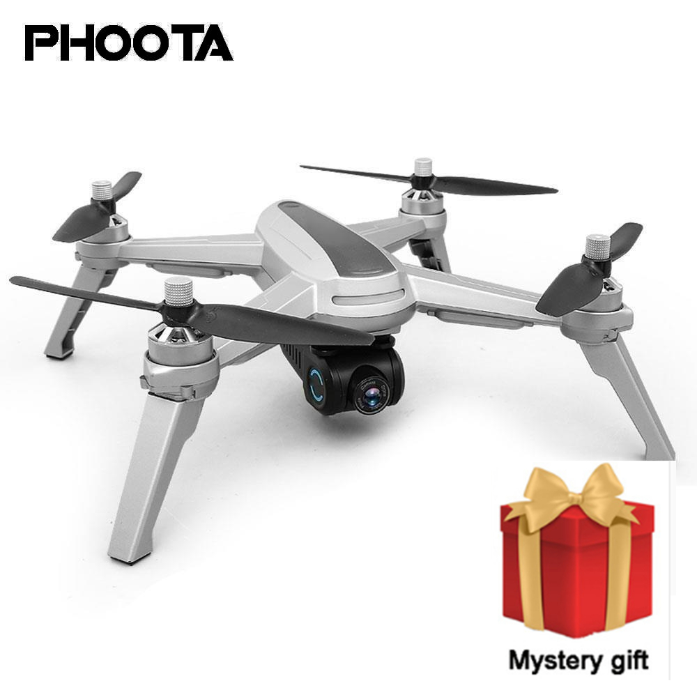 RC Drone 5G WIFI FPV 1080P HD Camera GPS Follow Me Directs the Flight One Button Return Quadcopter