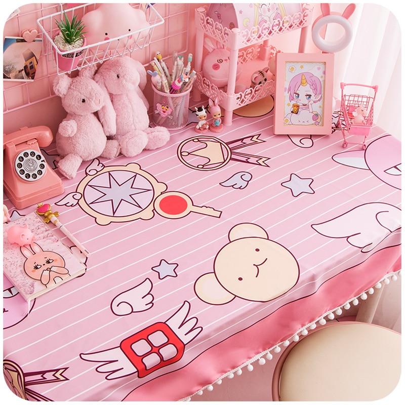 Sailor Moon Table Cloth 1