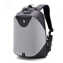 New Men 15inch Laptop Backpacks Unisex Rucksack Male Mochila Casual Travel Anti Thief Backpack Multifunction USB Charging Bags