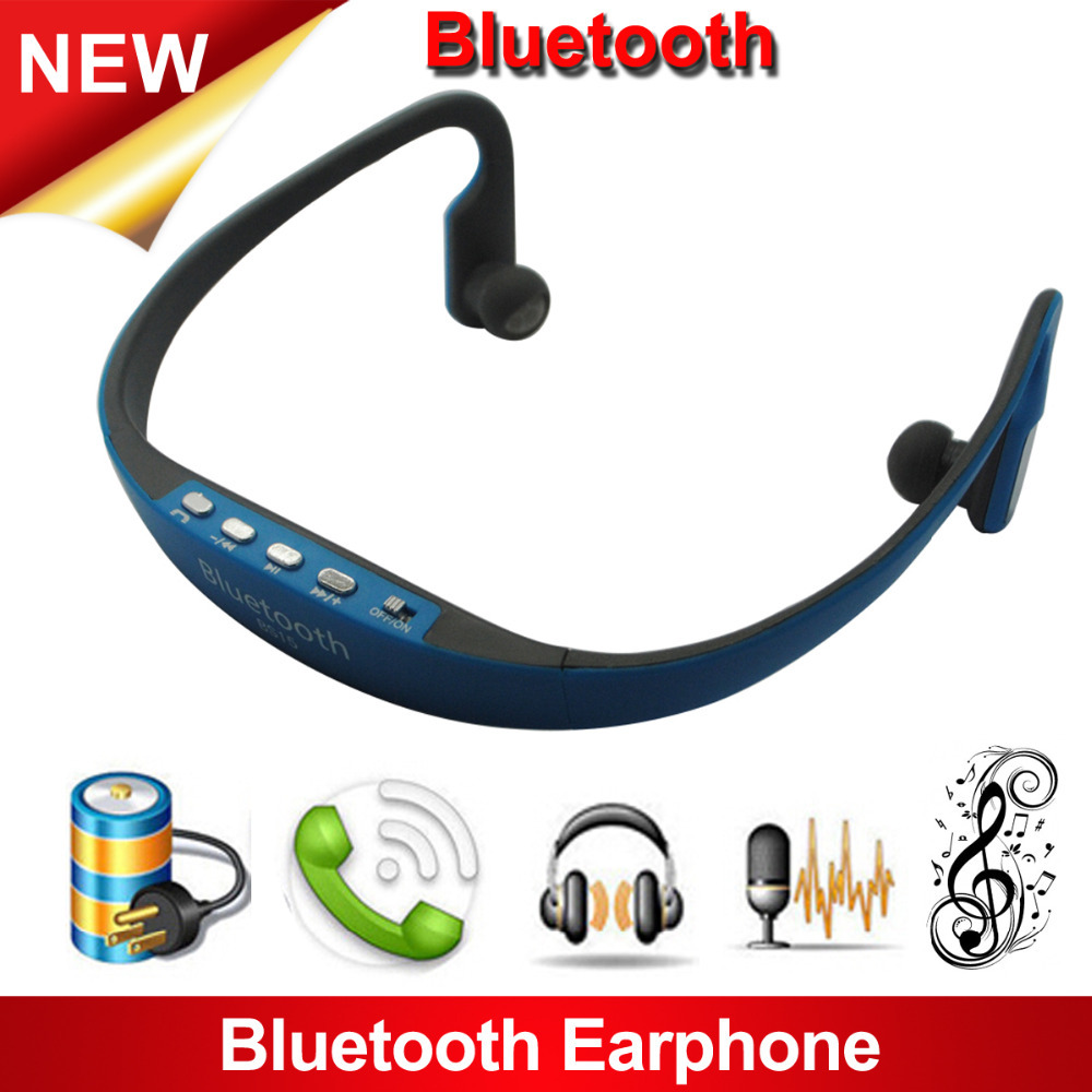 2015 Stereo Wireless Bluetooth Earphone Sports Headphone Fashion Running for Iphone Samsung HTC