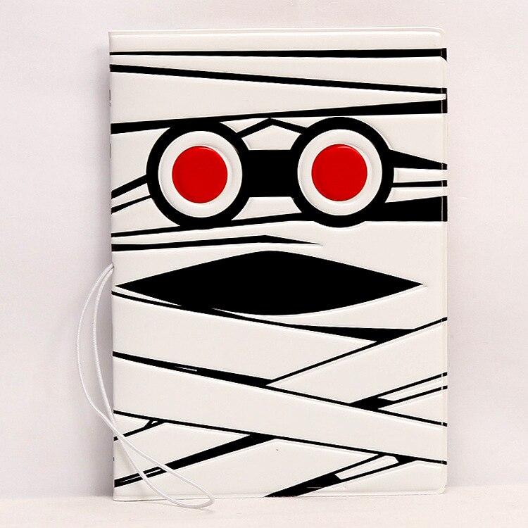 Горячая зарубежных дорожные аксессуары Обложка для паспорта, багажные аксессуары паспорт карты-Мумия