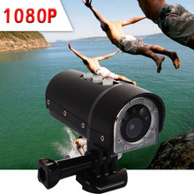 Precise Portable Sports DV Action Camera Helmet DVR Sport Camera 2.0LTPS Touch Screen Wide-Angle Lens