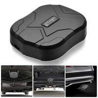 Mini Carro GPS Tracker Locator Para TK905 Google Map 5000 MAH Longa Vida Útil Da Bateria Do Veículo Do Carro GSM GPRS Rastreador de Espera 90 Dias