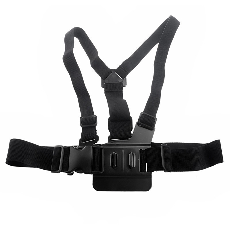 GoPro Chest Mount strap Chesty Harness for xiaomi yi Go Pro HD Hero 1 2 3