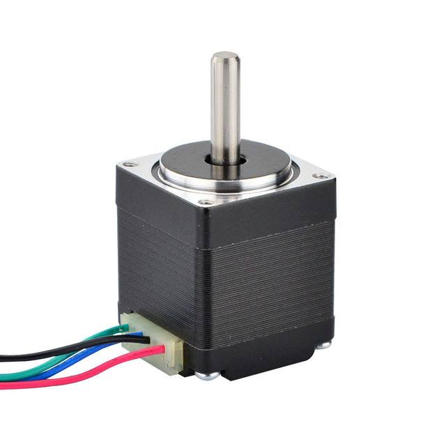 Mini Nema 11 Stepper Motor 4-lead 0.67A 6Ncm/8.5oz-in 28x28x31mm for DIY 3D Printer CNC XYZ