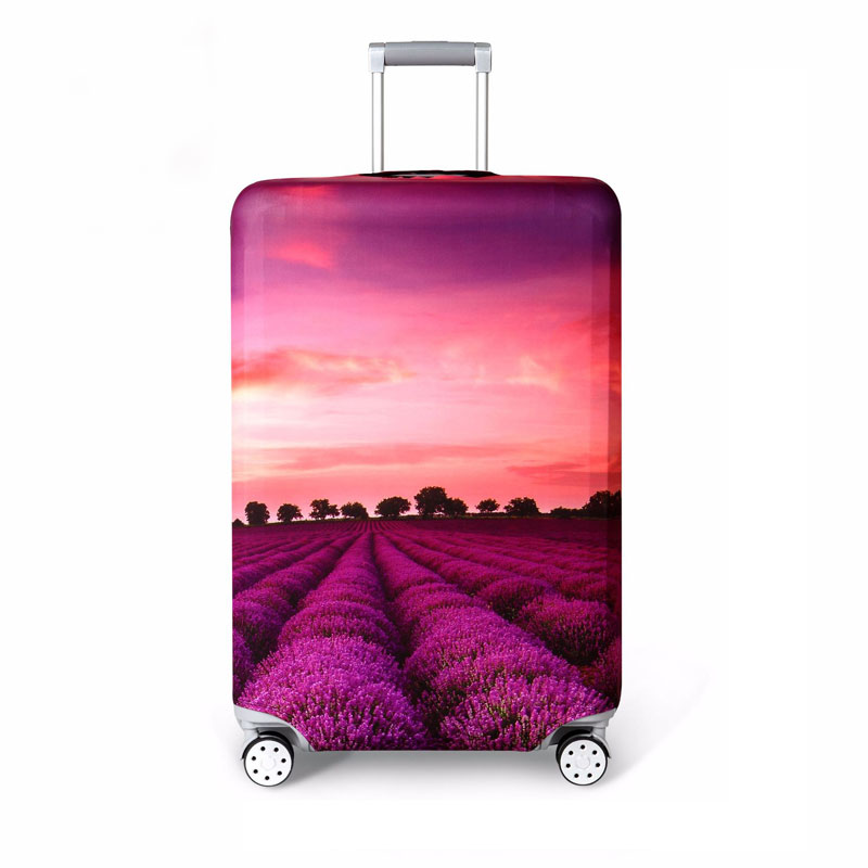 TRIPNUO Elastic Fabric Luggage Protective Cover, Suitable18-32 Inch , Trolley Case Suitcase Dust Cover Travel Accessories