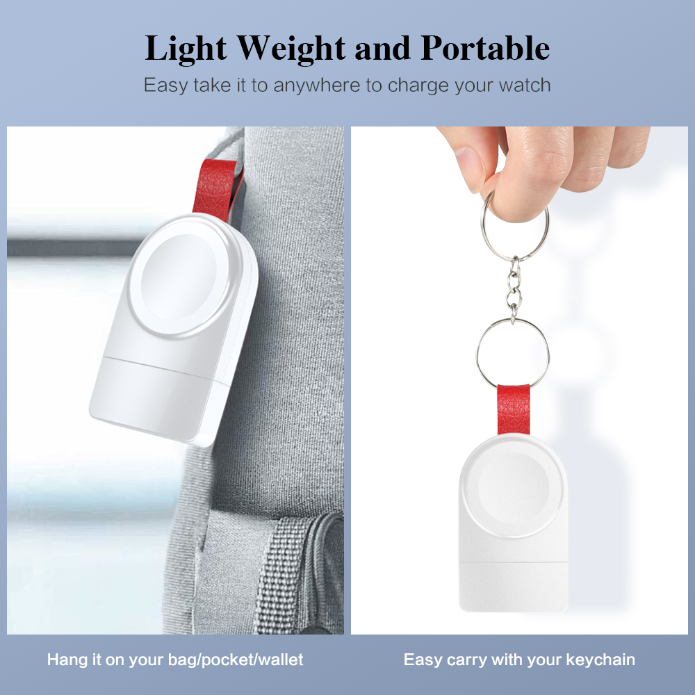 Watch USB Pocket Charger 4