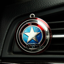 Car Air Conditioning Vent perfume Clip Cartoon outlet perfume original auto Air Freshener in the Accessories