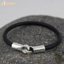 LOW0015LB, модные ювелирные изделия, 3 цвета, браслет из натуральной кожи, браслеты для женщин или девушек, модные мужские браслеты, ювелирные изделия унисекс