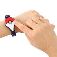 Совместимость Bluetooth браслет для Pokemon Go плюс браслет устройства для IOS для Android Интерактивная фигурка игрушка