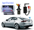 Car Rear view Backup Camera + WiFi Transmitter for Car / for IPhone, IPad, Android system / for Surveillance Camera