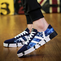 2017 Summer New Canvas Shoes for Men Lace up Shoes Men Casual Summer Hot Brand Flats Male Zapatos Hombre B118