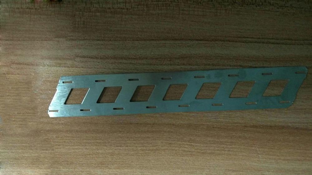 10 meter /lot 0.15mm thickness 23.02mm width nickel steel <font><b>belt</b></font> 2P 4P 6P 8P Ni plate for 18650 Li-ion <font><b>battery</b></font> <font><b>pack</b></font> welding