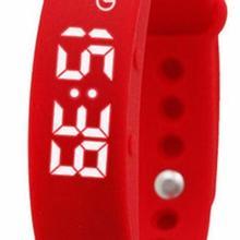 SKMEI Цифровые Наручные Часы Смарт Браслет Человек Температуры Зарядки Спорт Шагомер Sleep Monitor Для IOS Android W5