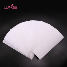 100pcs Wax Strips for Depilation Hair Removal Wax Strips for Face Body Nonwoven Paper Use Roll-On Cartridge Wax for Depilation