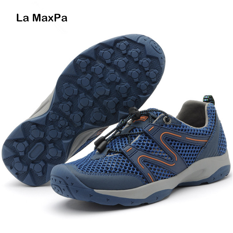size 39-47 Outdoor sport shoes men Sneakers man Running shoes Anti-skid Off-road Walking Athletic Trainers Sneaker zapatillas