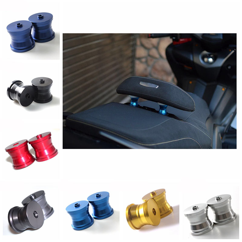 High Quality Motorcycle Part CNC Simple type telescopic backrest frame For YAMAHA T-MAX 530 TMAX530 2012 2013 2014 2015 2016 motorcycle accessories new parts transmission belt pulley protective cover blue for yamaha t max 530 tmax530 t max530 2012 2015