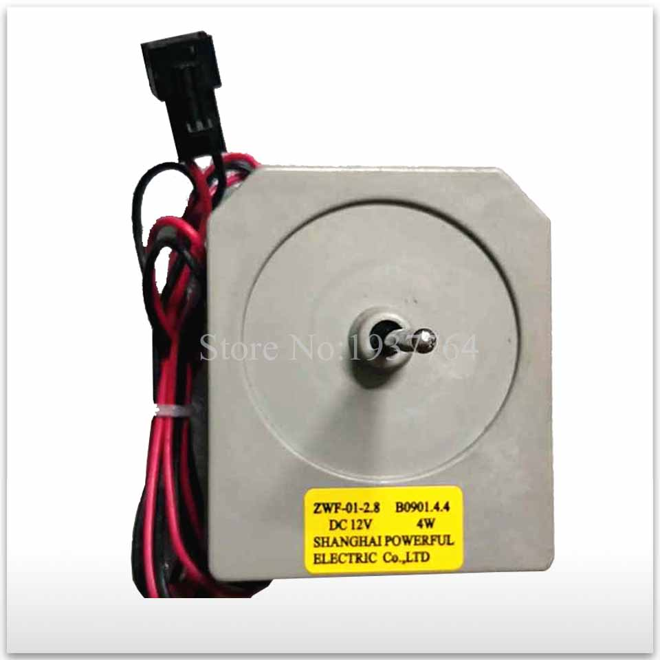 good working High-quality for Refrigerator motor freezer motor ZWF-01-2.8 B0901.4.4good working High-quality for Refrigerator motor freezer motor ZWF-01-2.8 B0901.4.4