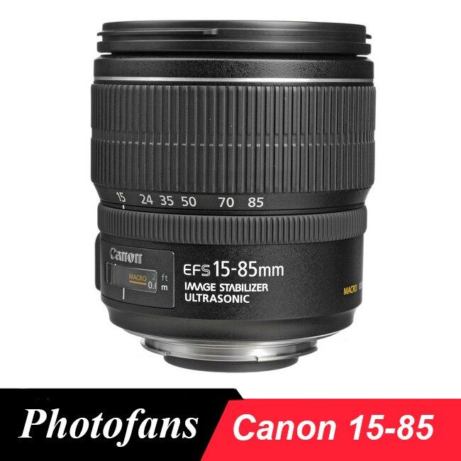 Galleria fotografica <font><b>Canon</b></font> 15-85 Obiettivo <font><b>Canon</b></font> EF-S 15-85mm f/3.5-5.6 IS USM Lens per <font><b>Canon</b></font> 750D 50D 60D 70D 650D 700D Rebel T3i T4i T5i Dslr camera