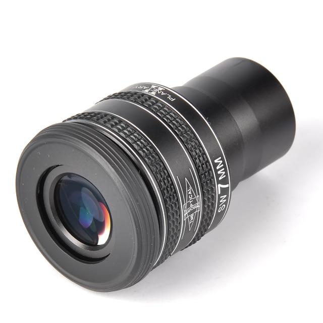 7 мм ТМВ Планетарная II окуляр телескопа FOV 58 градусов Широкий формат 1.25 телескоп Монокуляр бинокль окуляра