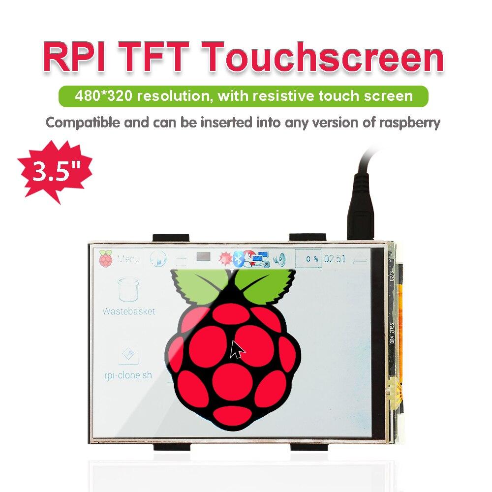 Keyestudi-protector táctil para Raspberry Pi TFT3.5, certificación CE