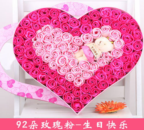 2 Valentines Day gift ideas birthday gift girlfriend wife a little ...