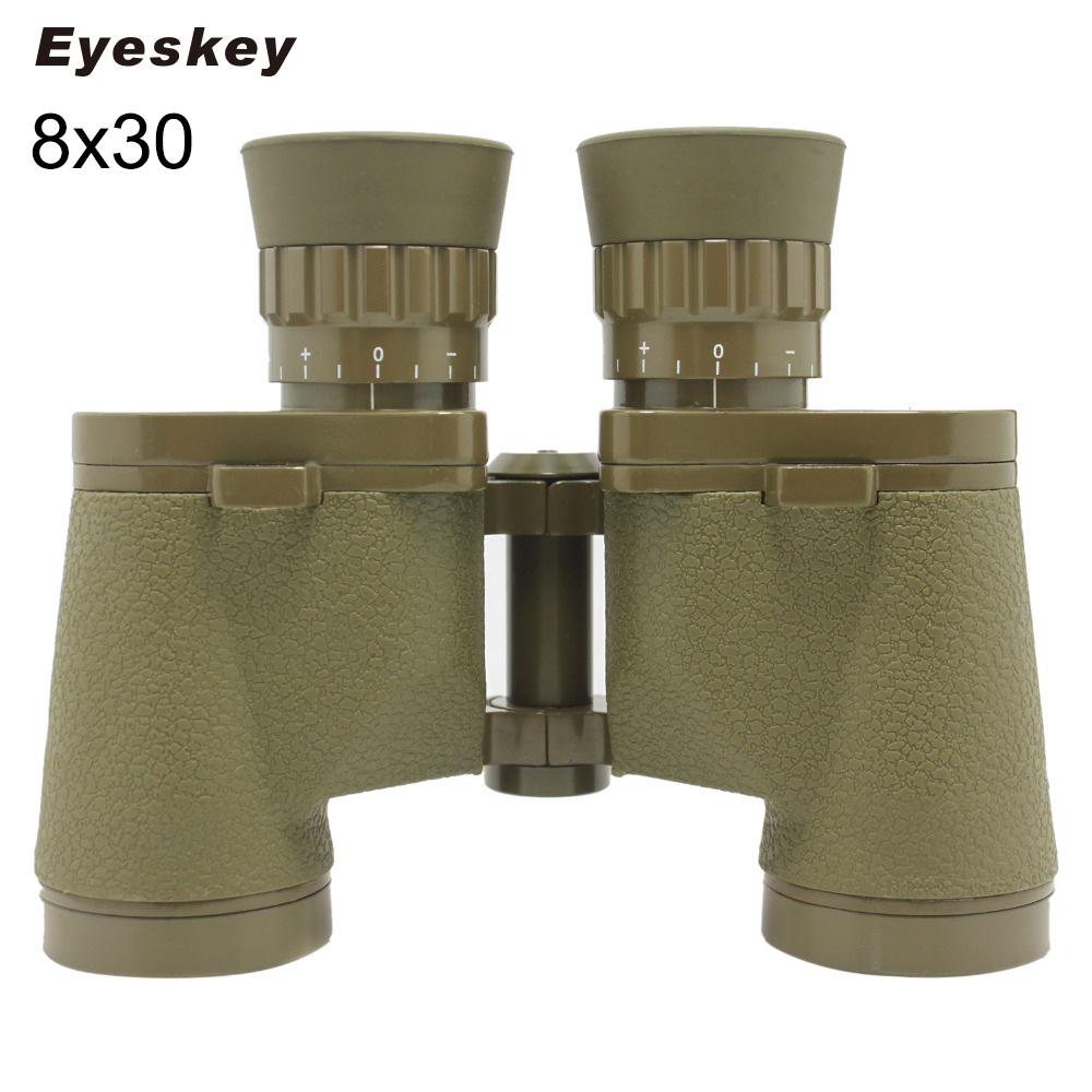 Eyeskey Military 8x30mm Waterproof Binoculars Telescope Bak4 Prism Powerful Binoculars Scope/ Build-in Rangefinder New гидроаккумулятор вихрь га 50