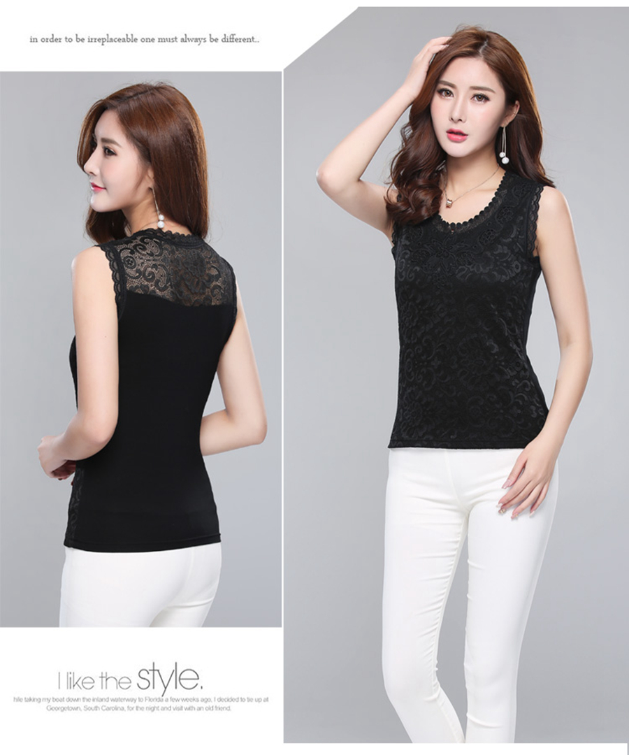 9883 lace shirts women (3)