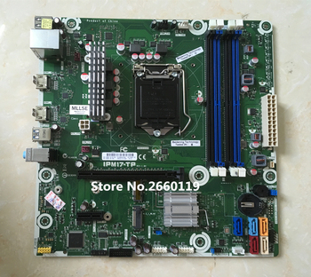 High quality desktop motherboard for IPM17-TP Z170 DDR4 799926-001 799926-601 Fully tested