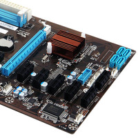 8 GPU PGA988 DDR3 8 PCIE SATA Mining Motherboard Socket For ETH Bitcoin Miners LCC77