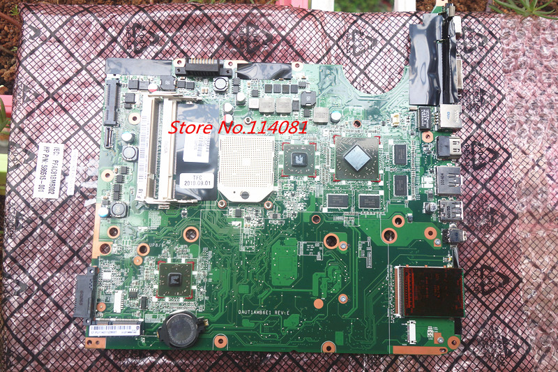 NEW ,509450-001 for HP PAVILION DV6 DV6-1000 series laptop motherboard DAUT1AMB6D0 / DAUT1AMB6E1 DAUT1AMB6E0