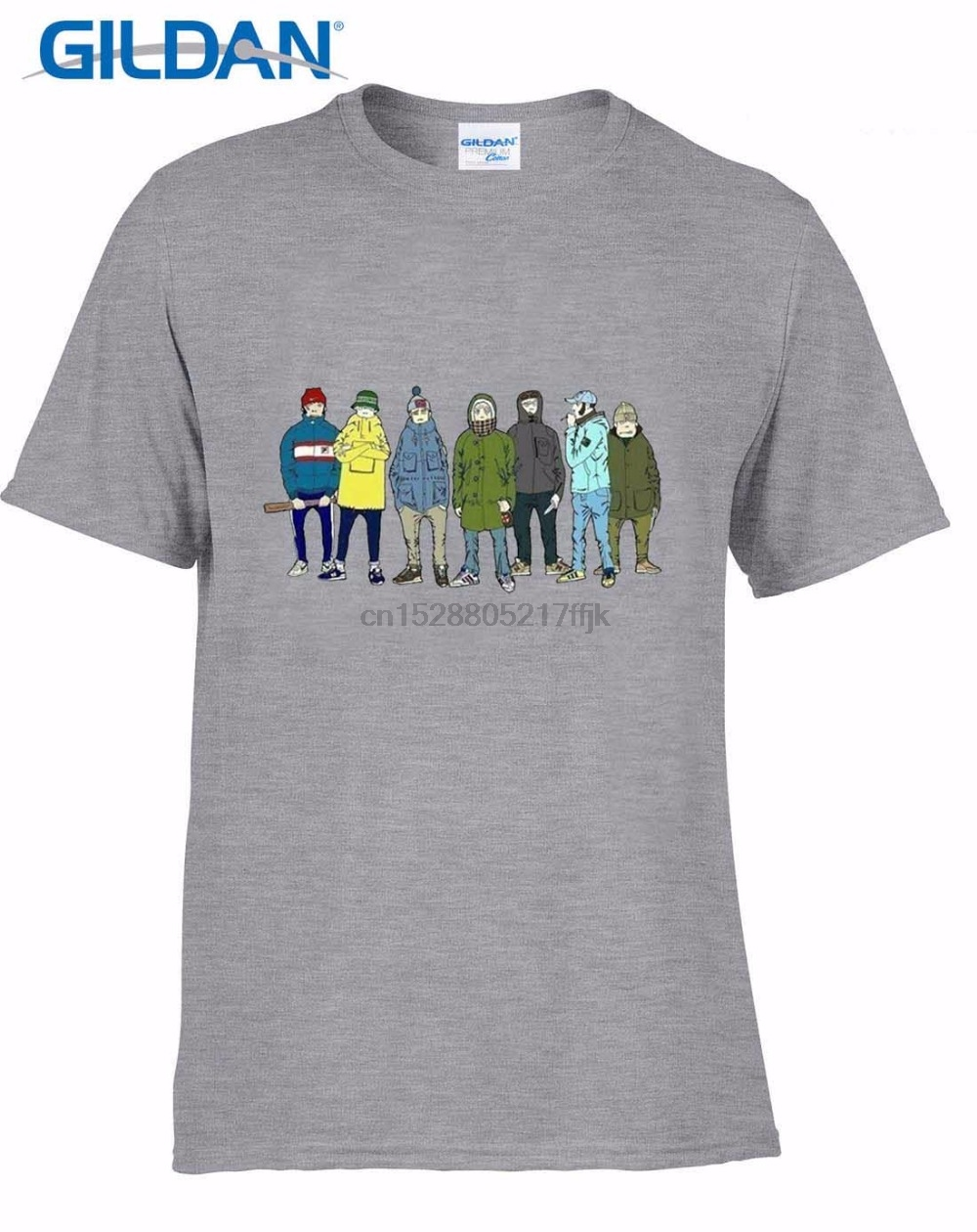MADE FOR STANDING NOT RUNNING FOOTBALL TERRACES 80/'S HOOLIGANS FASHION S 5XL