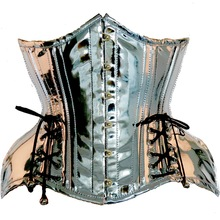Best-Corset Leather Underbust Annzley Waist Steel for Slimming 24pieces Bonings