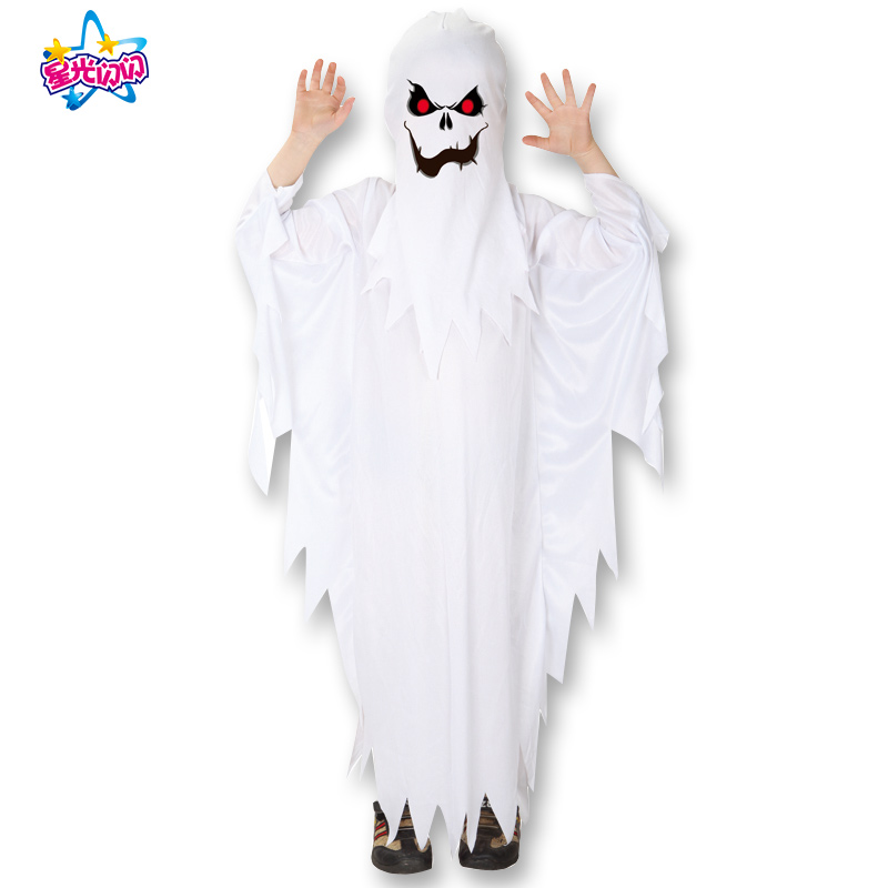NoEnName Transporti falas Purim Carnival Kids Vampire Black Vampire Costume for Boy Girl Fantasia Short Fantasia Infantil Cosplay Costume